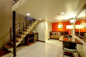 Hotel 878 Libis - Superior Loft (Level 1)